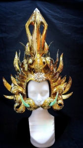 H819 Asian Hindu Giant Monster Headdress