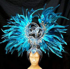 H835 Phoenix Egyptian Prince Headdress