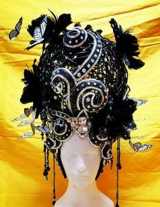 H840A The Maze Queen Headdress