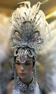 H916 The Twinkle Flower Angel Headdress
