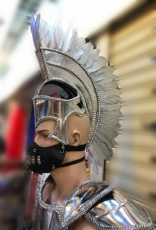H923 The Guardian Roman King Headdress