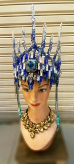 H962 King & Queen of Fairy Tale Headdress