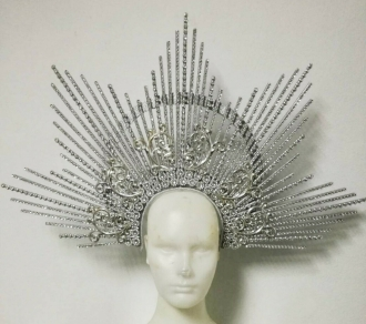 H973 The Sunshine Princess Headdress